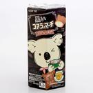 日本【LOTTE】小熊餅--可可歐蕾 48g限定版(4903333179596)【合迷雅好物超級商城】
