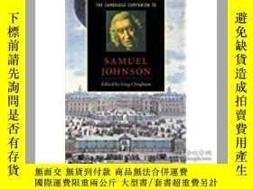 二手書博民逛書店The罕見Cambridge Companion To Samu