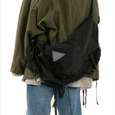 新款春季街頭潮牌斜挎包機能包單肩包