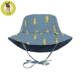 德國Lassig-嬰幼兒抗UV海灘遮陽帽-仙人掌