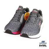 Skechers 新竹皇家 GO RUN 灰色 織布 輕量 休閒運動鞋 女款 NO.I9270