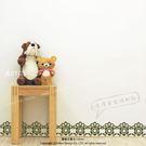 ☆阿布屋壁貼☆蕾絲花邊 B - M尺寸  壁貼