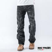Big Train 暗黑骷髏2代垮褲-男-黑色-BM6158