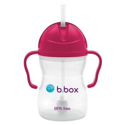 【澳洲b.box】防漏學習水杯(240ml)-西瓜紅