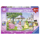德國Ravensburger維寶 迪士尼經典公主(24p X2)_ RV08865