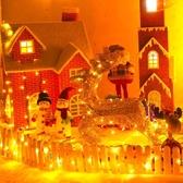 華馳 聖誕節大型場景裝飾酒店大廳場景布置用品聖誕老人鹿拉車 草莓妞妞