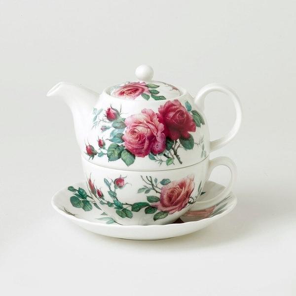 英國 RK-ENGLISH ROSE 英倫玫瑰-400ml子母壺