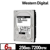 WD6003FZBX 黑標 6TB 3.5吋電競硬碟