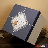 禮盒包裝 正方形 禮品盒 伴手禮物盒 包裝盒 伊人閣