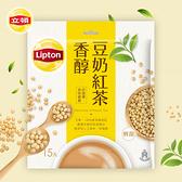立頓 香醇豆奶紅茶15X19g