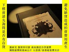 二手書博民逛書店A罕見Question of Memory (out of print limited ed)Y397772