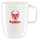 金時代書香咖啡 GABEE. 39號馬克杯(紅)HG0860GBR