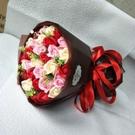 花束 母親節香皂玫瑰仿真花假花生日禮物七夕節日禮品