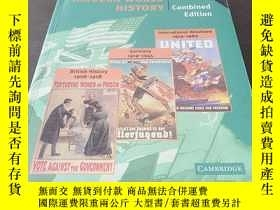 二手書博民逛書店Modern罕見World History Combined e