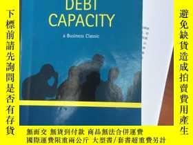 二手書博民逛書店corporate罕見debt capacityY47978 donaldson beardbooks