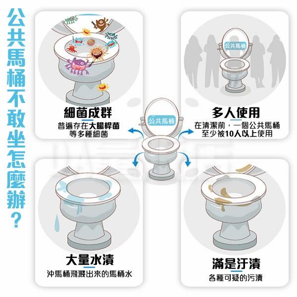 5片1組賣 一次性馬桶墊 拋棄式馬桶坐墊 馬桶坐便墊 坐廁紙 馬桶墊 衛生馬桶套 防水防菌(V50-1308)