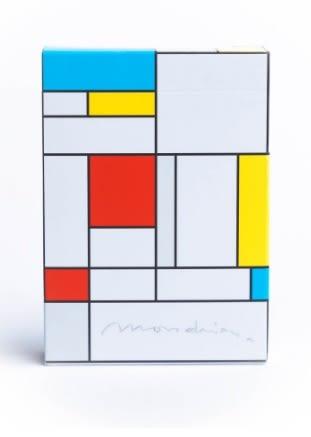 【USPCC 撲克】Mondrian Playing Cards