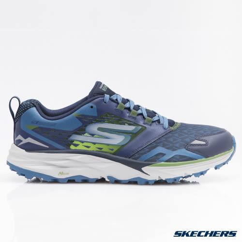 SKECHERS (男) 跑步系列 GO Trail - 54112NVGR