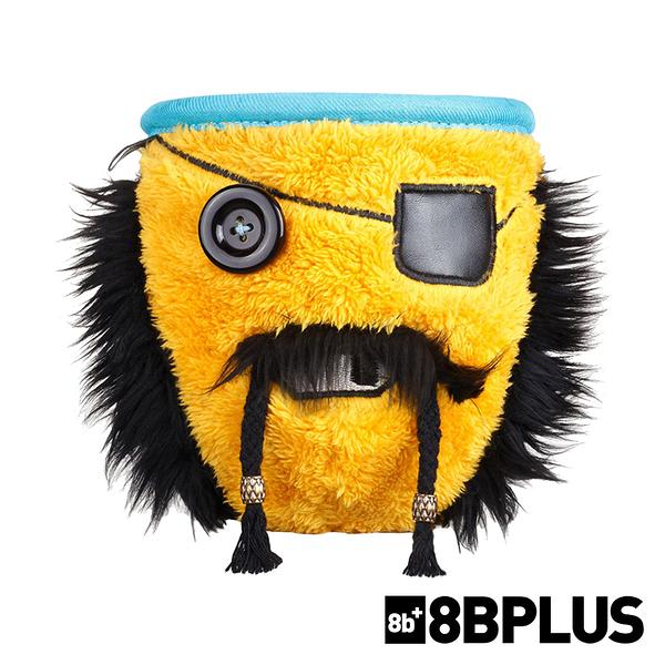 【8BPLUS】8b+ Chalk Bag 毛怪隨身置物袋『保羅』101011 戶外 登山 攀岩 束口袋 腰袋 岩粉袋 抱石束口袋