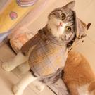 寵物cos衣服 福爾摩斯·貓寵物偵探服斗篷帽子套裝搞笑貓咪衣服拍照cos模仿裝