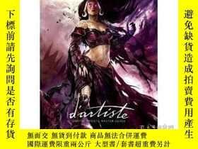 二手書博民逛書店D artiste罕見Character DesignY127742 Ballistic Publishing