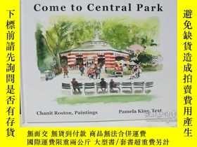 二手書博民逛書店Come罕見to central parkY22565 不祥 R