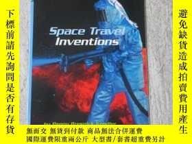 二手書博民逛書店Space罕見Travel Inventions(Science