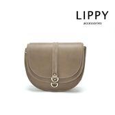 LIPPY Sanaa莎娜-駝色  Crossbody 側背包