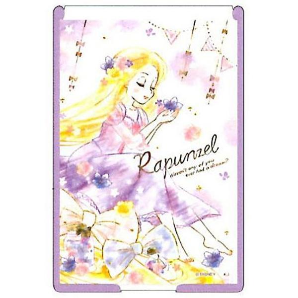 【長髮公主隨身鏡】長髮公主 樂佩 隨機鏡 化妝鏡 水彩風 迪士尼 日本製  該該貝比日本精品 ☆