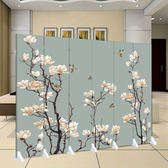 定制 屏風隔斷裝飾牆臥室客廳 折屏辦公室移動折疊