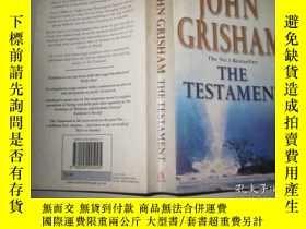 二手書博民逛書店The罕見Testament【英文原版】Y9112 John G