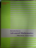 書Introduction to Advanced Mathematics 2 e