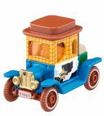 TOMICA Dream 19 TOY STORY 玩具總動員 胡迪警長 高帽子造型車 TOYeGO 玩具e哥