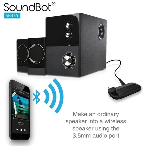 MP3音響傳輸器 美國SoundBot SB335 藍牙接收器 藍牙傳輸器 汽車音響 imb Firefly jvc
