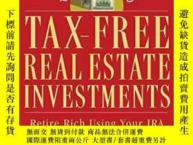 二手書博民逛書店The罕見Insider s Guide To Tax-free Real Estate Investments奇