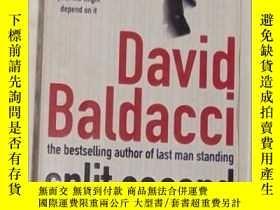 二手書博民逛書店《罕見Split Second 》[Paperback] Dav