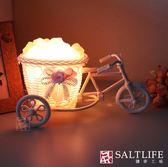 【鹽夢工場】創意系列-小三輪車 (粉結)