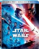 【停看聽音響唱片】【BD】STAR WARS:天行者的崛起 雙碟版
