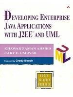 二手書博民逛書店 《Developing Enterprise Java Applications with J2EE(TM) and UML》 R2Y ISBN:0201738295│Ahmed