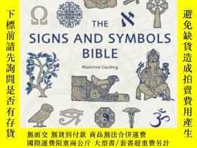 二手書博民逛書店The罕見Signs And Symbols BibleY256260 Madonna Gauding Ste
