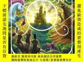 二手書博民逛書店英文原版罕見A Tale of Magic... 關於魔法的傳說