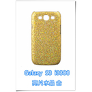 [ 機殼喵喵 ] Samsung Galaxy S3 i9300 手機殼 三星 外殼 亮片水晶 金色