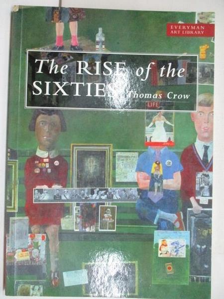 【書寶二手書T1/設計_D7F】The Rise of the Sixties