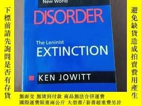 二手書博民逛書店New罕見World Disorder The Leninist Extinction(英文原版)Y5375