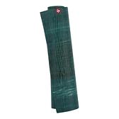 【南紡購物中心】【Manduka】eKOlite Yoga Mat 天然橡膠瑜珈墊 4mm - Deep Forest Marbled