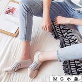 船襪 夏季純棉淺口韓版可愛薄款船襪