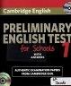 二手書R2YB《Preliminary English Test for Sch