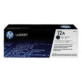 【分期0利率】HP 原廠黑色碳粉匣 Q2612A 適用 HP LJ 1010/1020/3050/M1005 雷射印表機