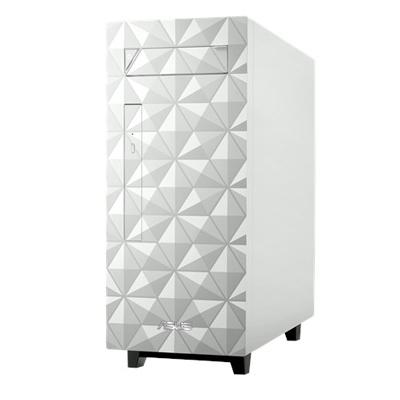 ASUS 華碩 H-S340MF-I39100002T 9代i3六核SSD獨顯 桌上型電腦 白 福利品