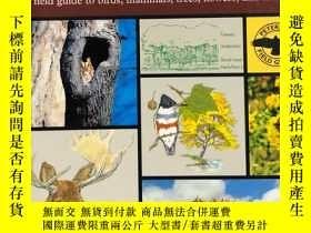 二手書博民逛書店Field罕見Guide to Eastern Forests